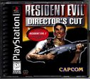Cover zu Resident Evil: Director's Cut - PlayStation
