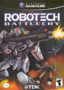 Cover zu Robotech Battlecry - GameCube