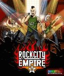 Cover zu Rock City Empire - Handy