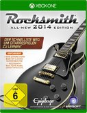 Cover zu Rocksmith 2014 - Xbox One