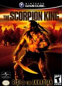 Cover zu Scorpion King - GameCube