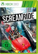 Cover zu ScreamRide - Xbox 360