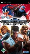 Cover zu SEGA Mega Drive Collection - PSP