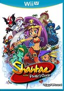 Cover zu Shantae and the Pirate's Curse - Wii U