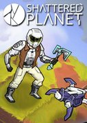 Cover zu Shattered Planet - Android
