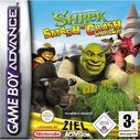 Cover zu Shrek Smash n' Crash Racing - Game Boy Advance