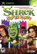 Cover zu Shrek Super Party - Xbox