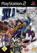 Cover zu Sly 3: Honor Among Thieves - PlayStation 2