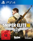 Cover zu Sniper Elite 3 - PlayStation 4
