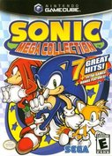Cover zu Sonic Mega Collection - GameCube