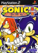 Cover zu Sonic Mega Collection Plus - PlayStation 2