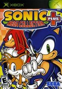 Cover zu Sonic Mega Collection Plus - Xbox