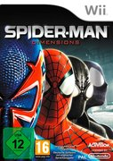 Cover zu Spider-Man: Dimensions - Wii