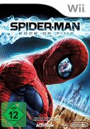 Cover zu Spider-Man: Edge of Time - Wii