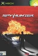 Cover zu SpyHunter - Xbox