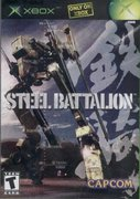 Cover zu Steel Battalion - Xbox