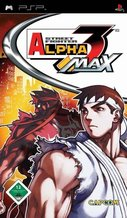 Cover zu Street Fighter Alpha 3 Max - PSP