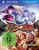 Cover zu Street Fighter X Tekken - PS Vita