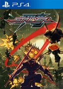 Cover zu Strider - PlayStation 4