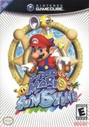 Cover zu Super Mario Sunshine - GameCube