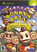 Cover zu Super Monkey Ball Deluxe - Xbox