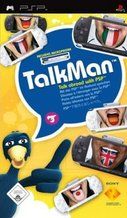 Cover zu TalkMan - PSP