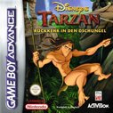Cover zu Tarzan 2: Rückkehr in den Dschungel - Game Boy Advance