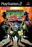 Cover zu Teenage Mutant Ninja Turtles 3: Mutant Nightmare - PlayStation 2