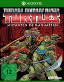 Cover zu Teenage Mutant Ninja Turtles: Mutants in Manhattan - Xbox One