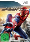 Cover zu The Amazing Spider-Man - Wii