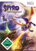Cover zu The Legend of Spyro: Dawn of the Dragon - Wii