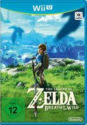 Cover zu The Legend of Zelda: Breath of the Wild - Wii U