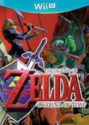 Cover zu The Legend of Zelda: Ocarina of Time - Wii U
