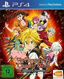 Cover zu The Seven Deadly Sins: Knights of Britannia - PlayStation 4