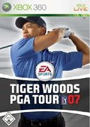 Cover zu Tiger Woods PGA Tour 07 - Xbox 360
