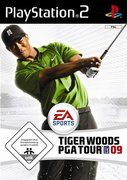 Cover zu Tiger Woods PGA Tour 09 - PlayStation 2
