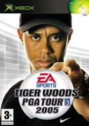Cover zu Tiger Woods PGA Tour 2005 - Xbox