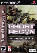 Cover zu Ghost Recon - PlayStation 2
