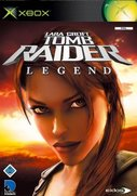 Cover zu Tomb Raider: Legend - Xbox