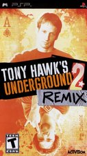 Cover zu Tony Hawk's Underground 2: Remix - PSP