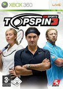 Cover zu Top Spin 3 - Xbox 360