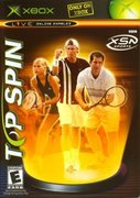Cover zu Top Spin - Xbox
