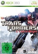 Cover zu Transformers: War for Cybertron - Xbox 360