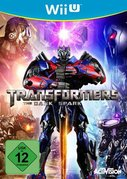 Cover zu Transformers: The Dark Spark - Wii U