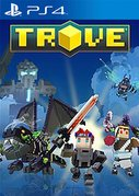 Cover zu Trove - PlayStation 4