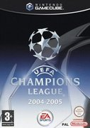 Cover zu UEFA Champions League 2004-2005 - GameCube