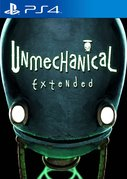 Cover zu Unmechanical Extended - PlayStation 4