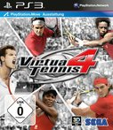 Cover zu Virtua Tennis 4 - PlayStation 3