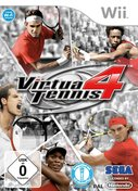 Cover zu Virtua Tennis 4 - Wii