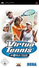 Cover zu Virtua Tennis: World Tour - PSP